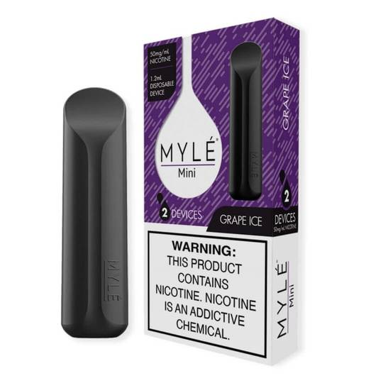 Myle Mini Grape Ice