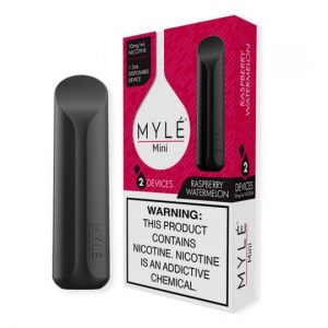 Myle Mini Raspberry Watermelon