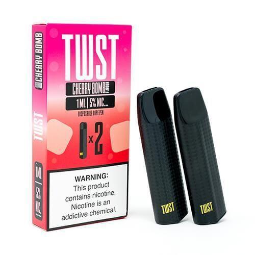 Twist Disposable Vape Cherry Bomb