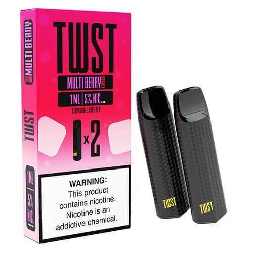 Twist Disposable Vape Multi Berry