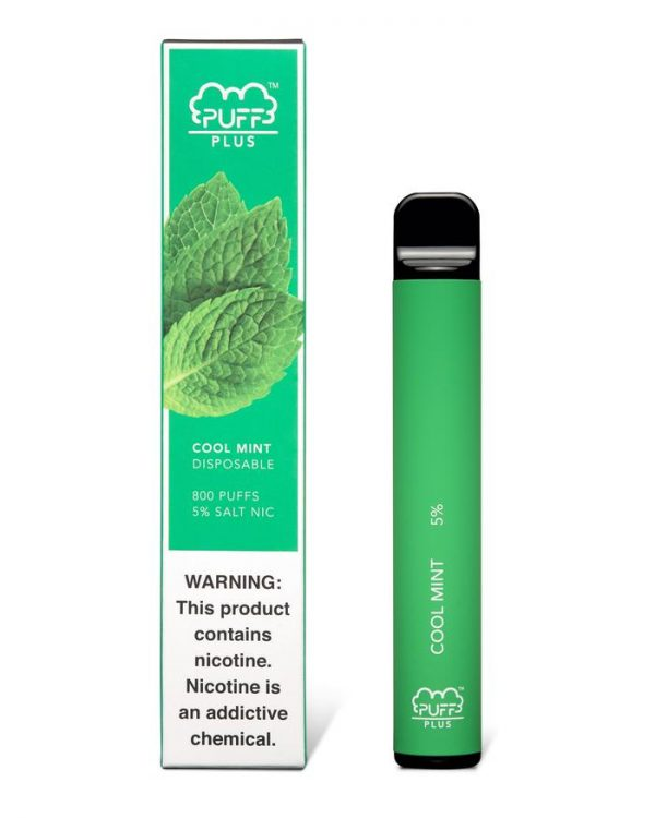 Puff Bar Plus Cool Mint