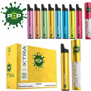 POP Xtra Disposable Vape Box