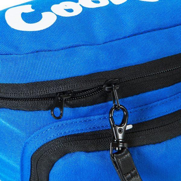 Cookies Environmental Fanny Pack Blue