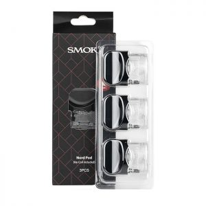 Smok Nord Replacement Pods 3 Pack no coil