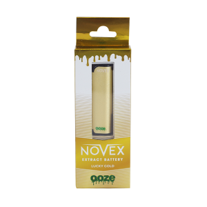 Ooze Novex Lucky Gold