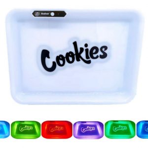 GlowTray x Cookies SF LED Rolling Glow Light Up Tray Rechargeable