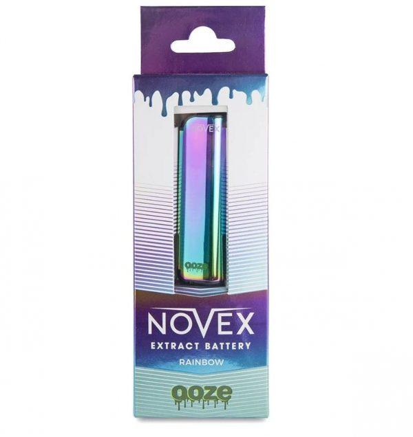 Ooze Novex Extract Battery Rainbow