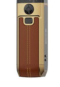 SMOK Nord 4 Kit Brown Leather