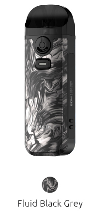 SMOK Nord 4 Kit Fluid Black Grey