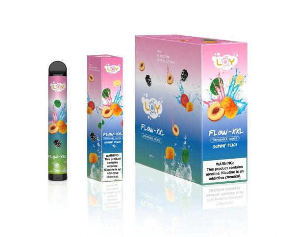 LOY FLOW XXL Gummy Peach