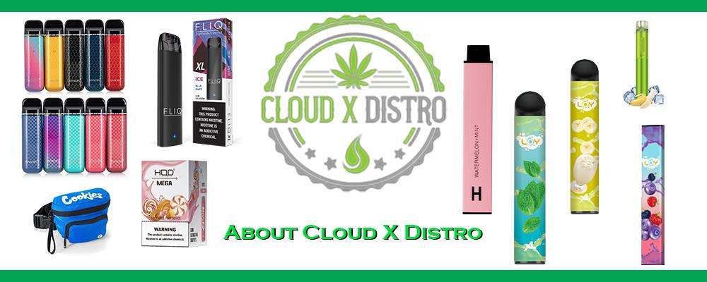 Vape Shop CloudX Distro Vape
