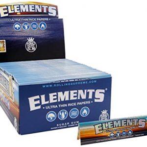 Elements King Size Slim
