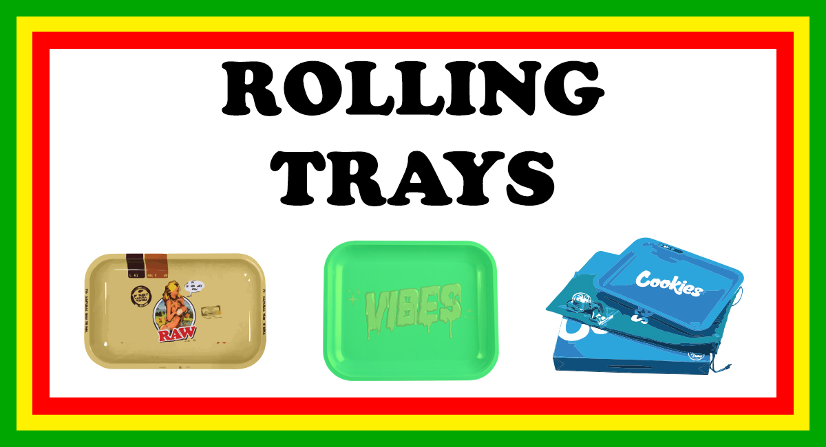 What is a rolling tray?