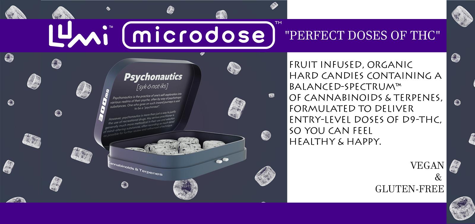 Lumi Labs Microdose Drops